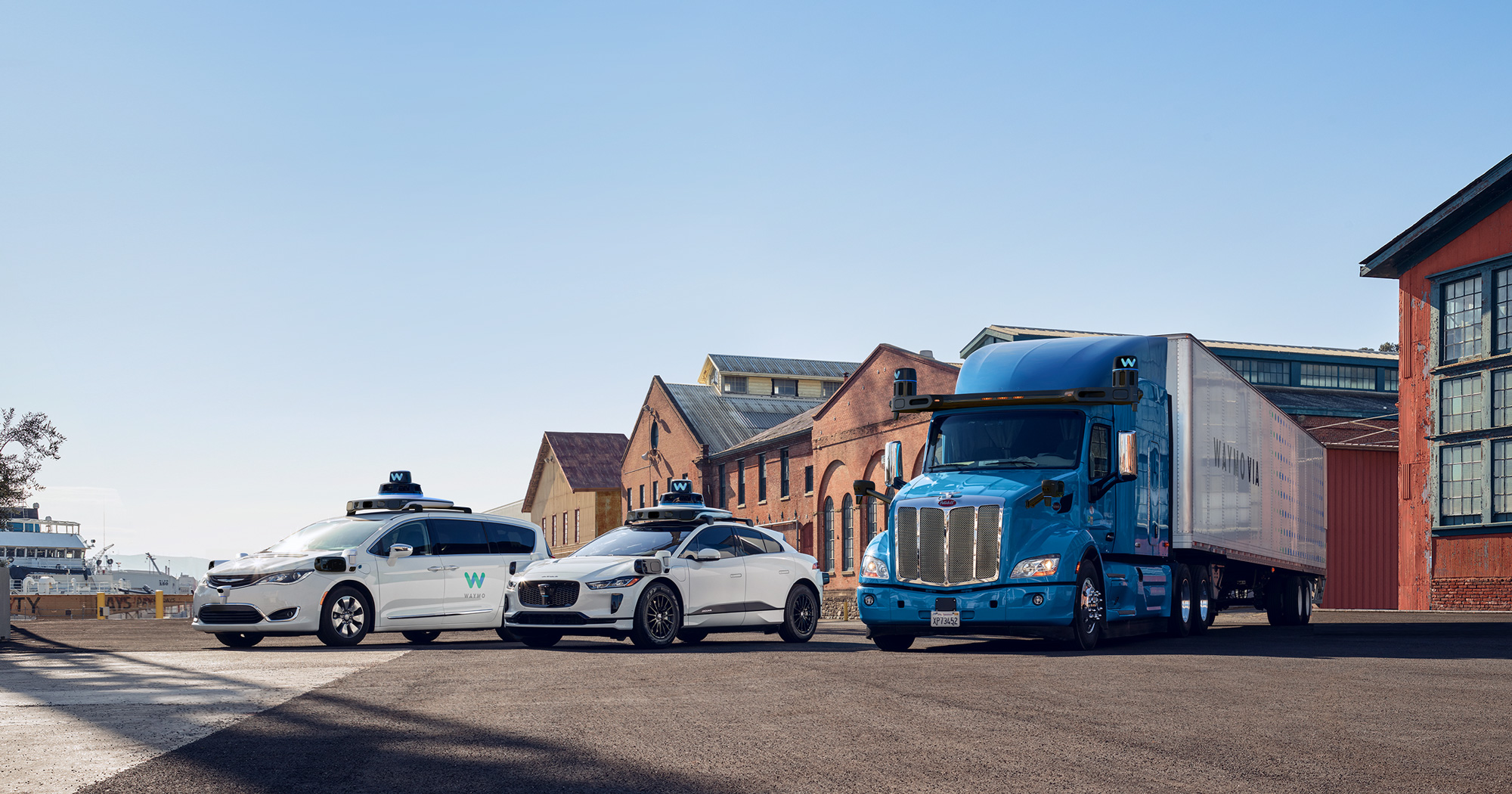 Waymo raises another $2.5bn for autonomous taxi project