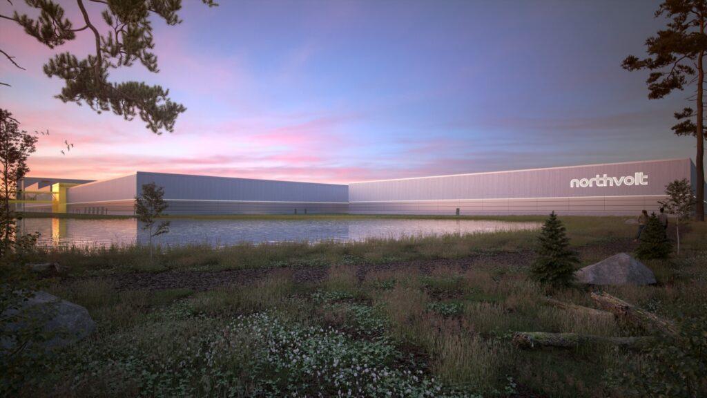 Northvolt energised by $3.5bn Volvo battery factory deal