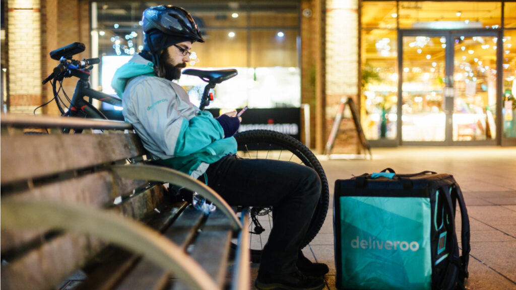 Deliveroo court win over riders sets UK ground rules for gig worker firms