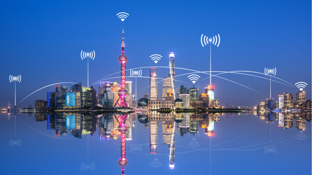 China unveils roadmap to scale 5G and Industrial Internet of Things