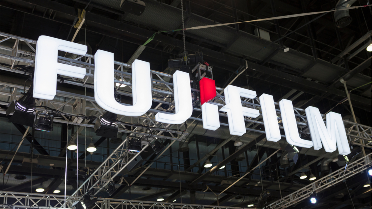 Fujifilm refuses to pay ransomware demand, restores network from backups