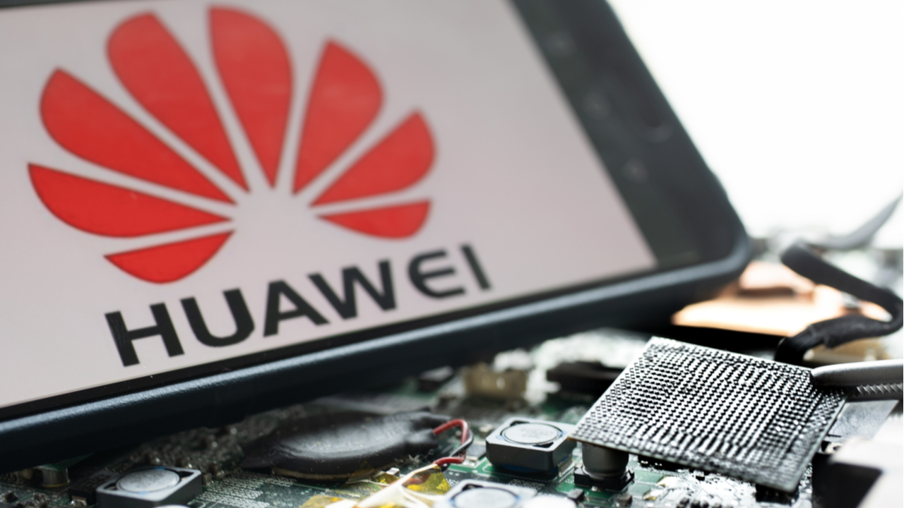 Huawei investment another play in China's chip race with the US