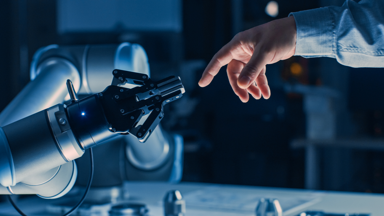 Robotics trends: Artificial intelligence leads Twitter mentions in May 2021