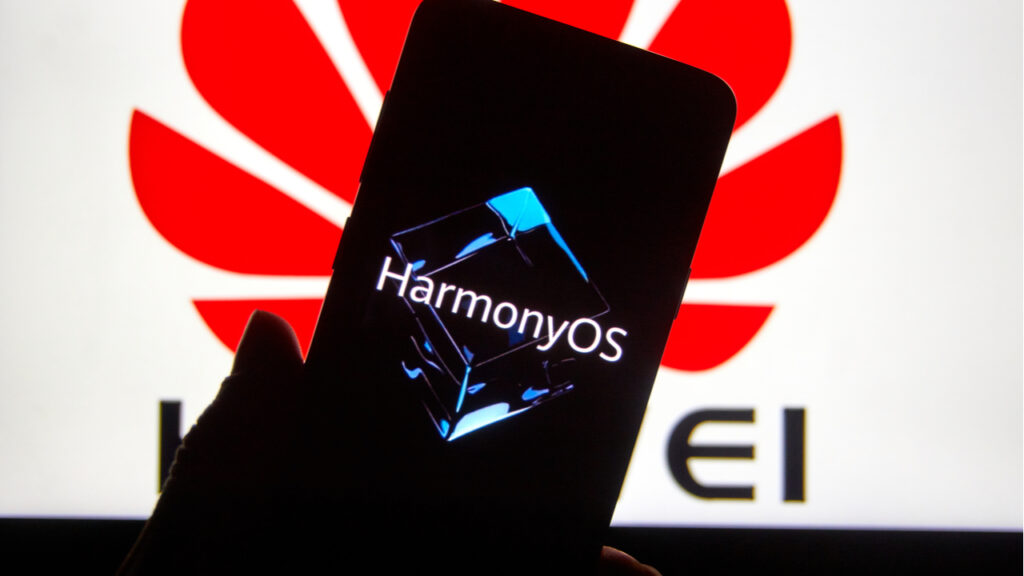 Huawei breaks away from Google with launch of self-developed HarmonyOS