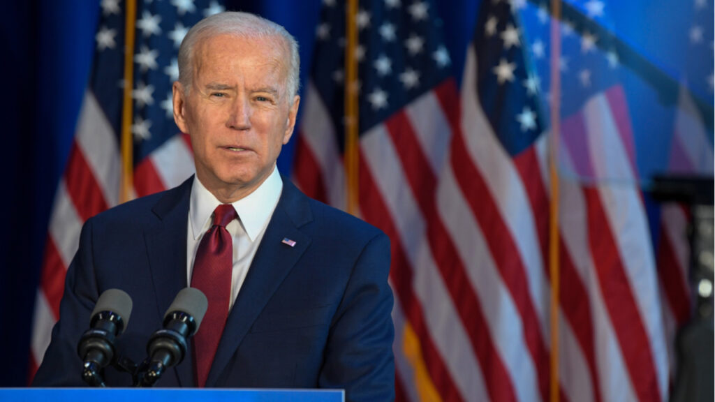 Global corporation tax plan: Biden walks softly, but he does have a big stick