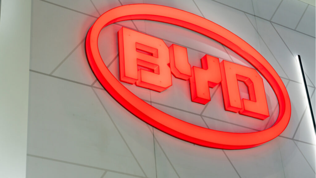 BYD Semiconductor spinoff set for Shenzhen Stock Exchange start