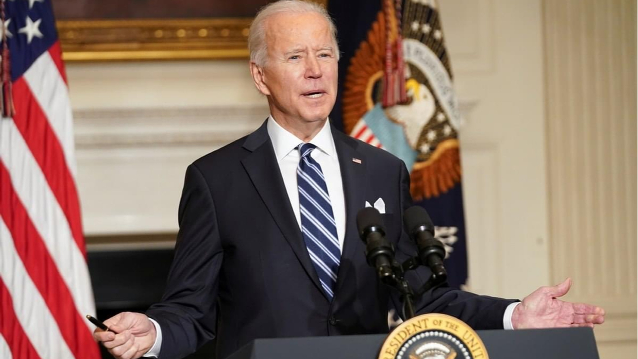 Biden trumps Trump, adds another 28 Chinese tech firms to banned list