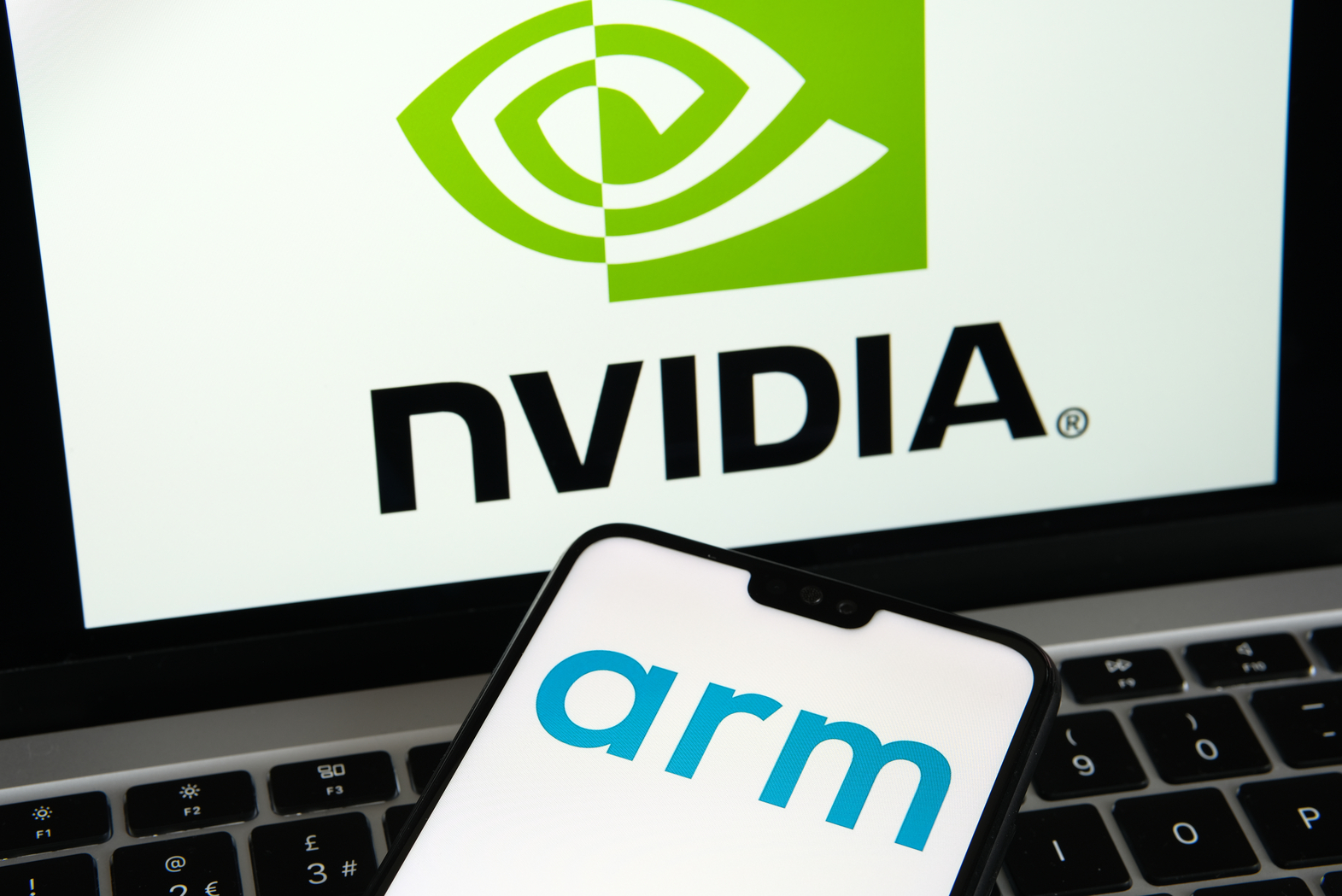 Nvidia asks Chinese regulators to approve $40bn Arm takeover