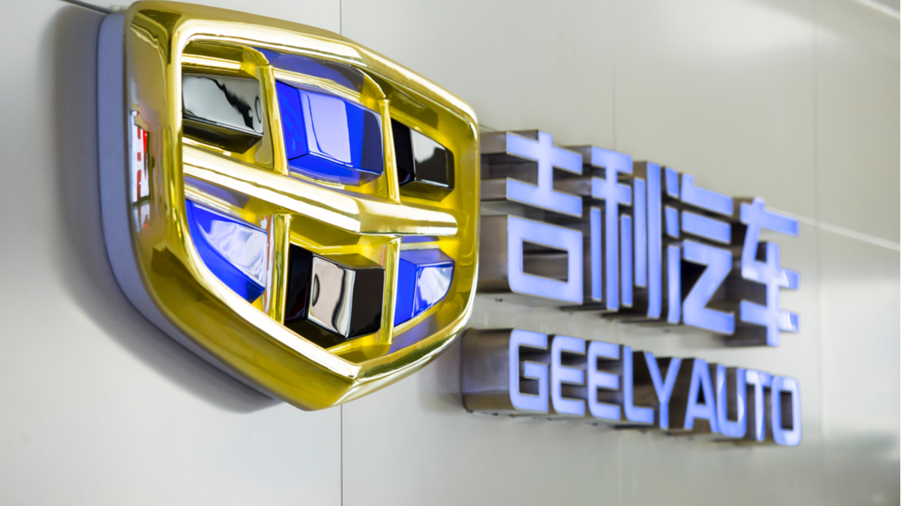 Chinese carmaker Geely reveals details on Baidu-powered car