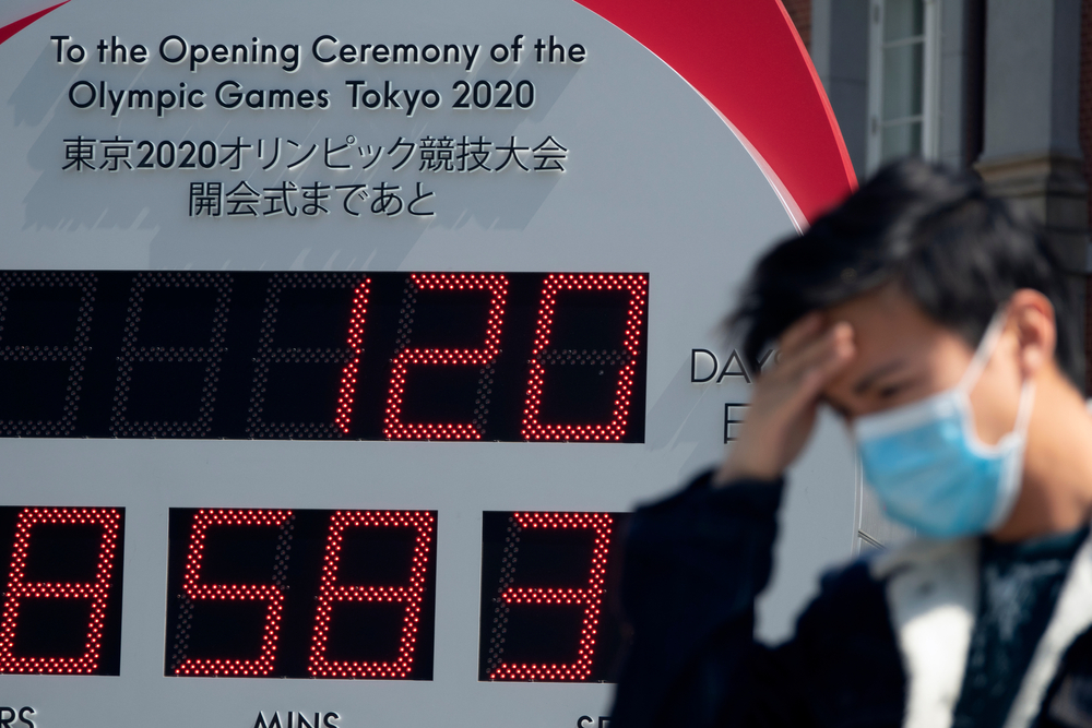 The Tokyo Olympics are a 5G tragedy