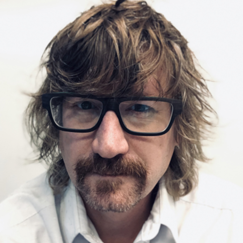 Jared Ficklin, chief creative technologist at argodesign