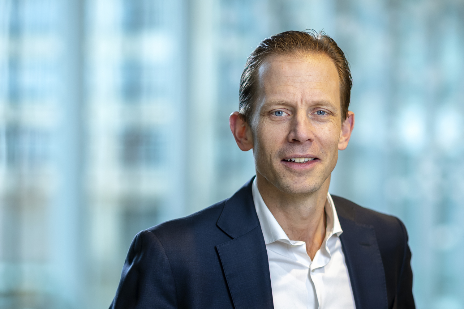 Kees Wesdorp, CEO of Precision Diagnosis part at Philips