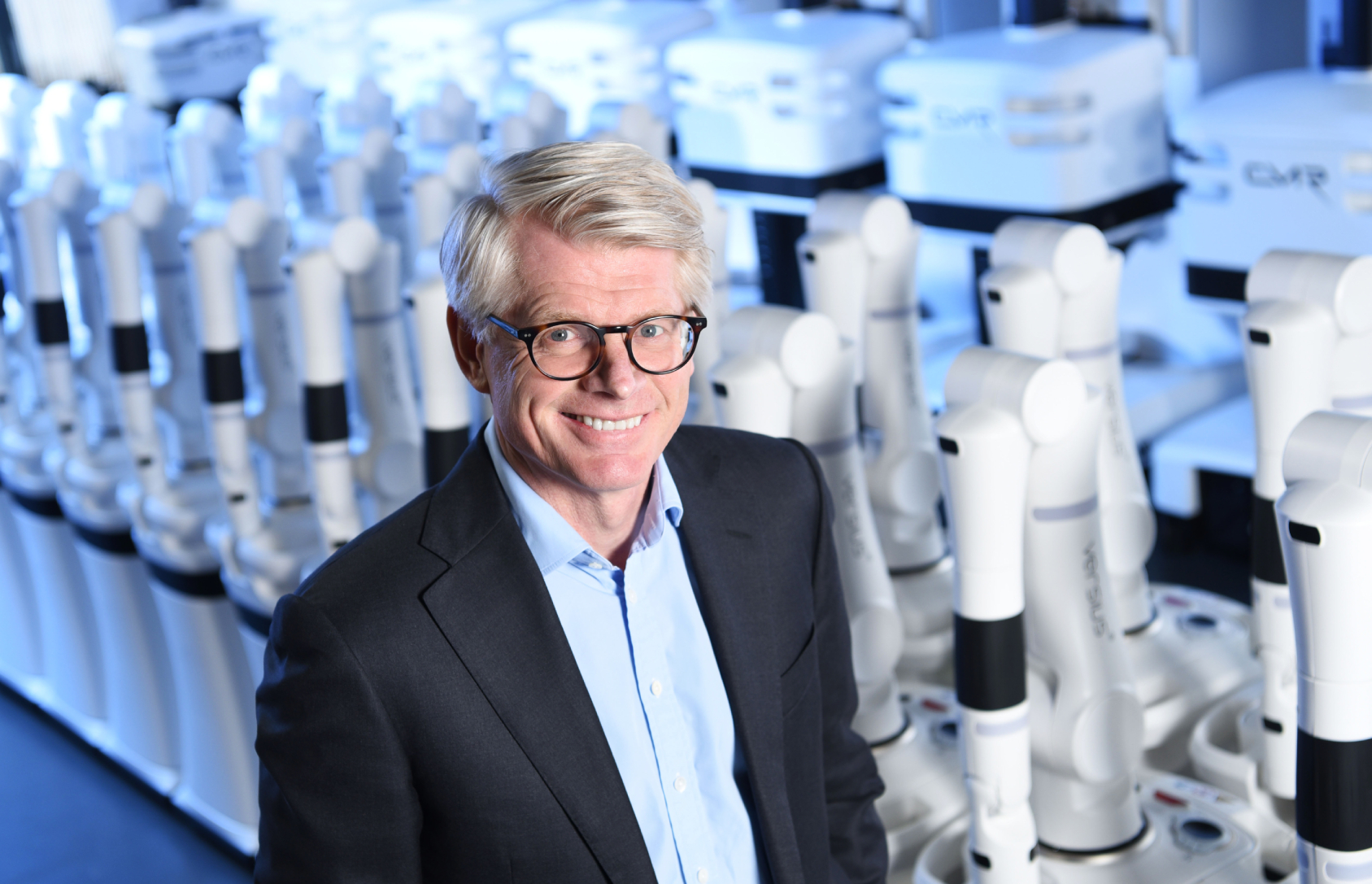 CMR Surgical's $600m round shows medical robotics companies are medtech's future
