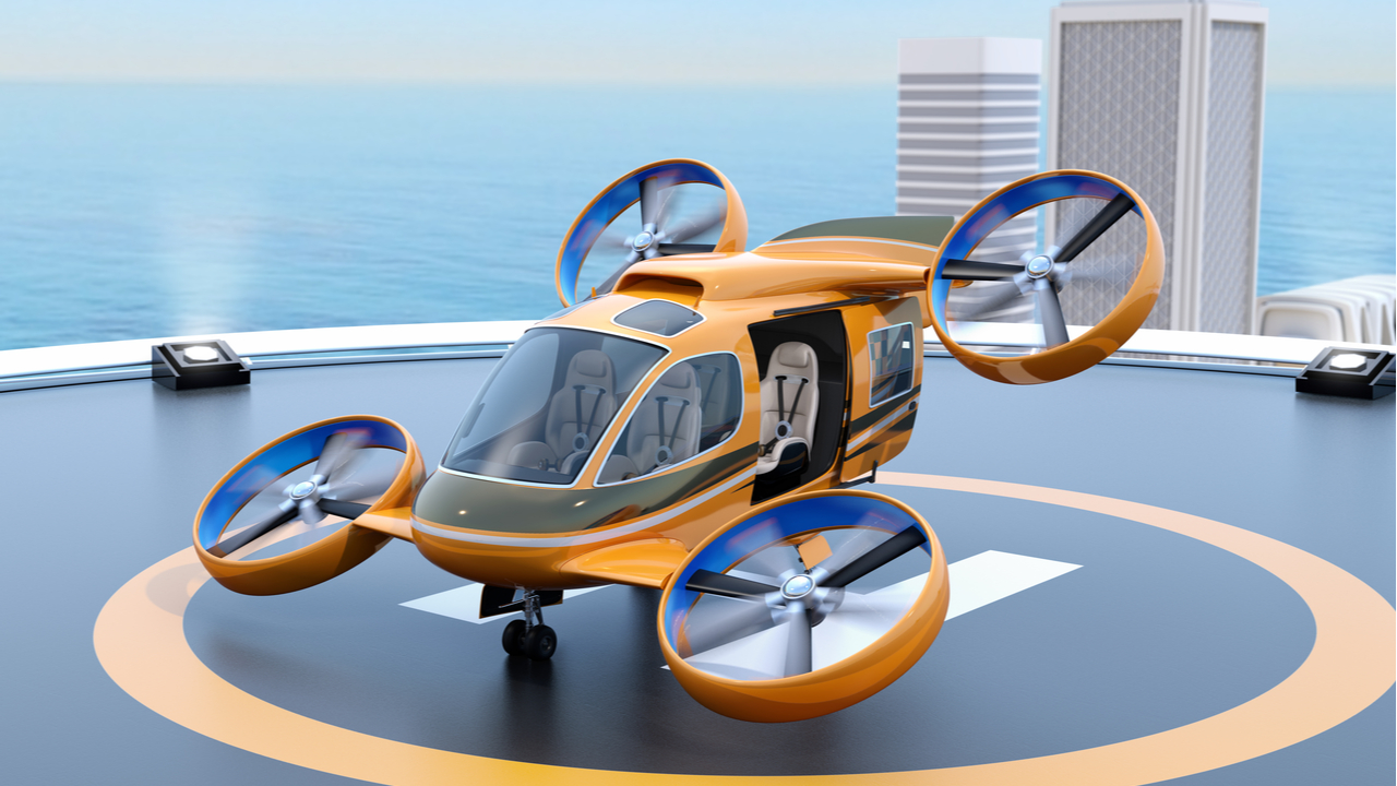 Why the urban air mobility market (UAM) won't take off until 2030