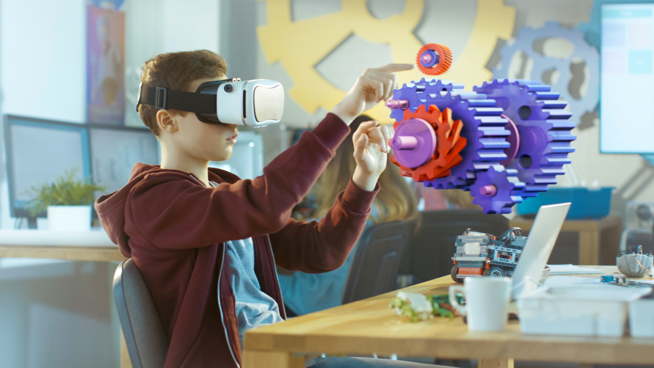 Businesses are waking up to the disruptive potential of AR