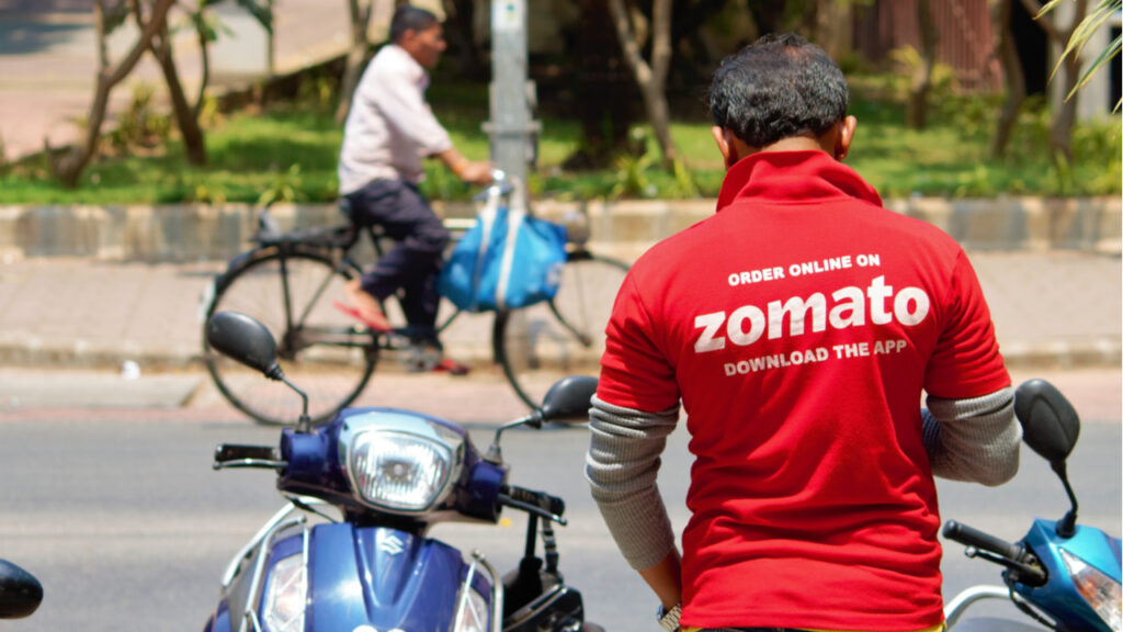 No rotten Zomato for Indian food delivery IPO