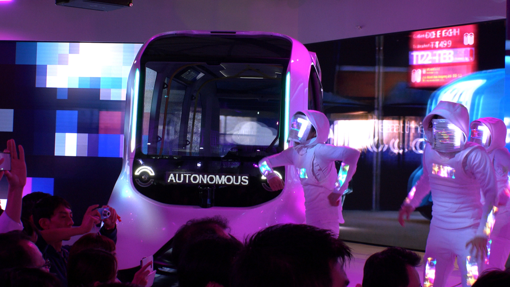 Toyota resumes Paralympics autonomous vehicle services after accident