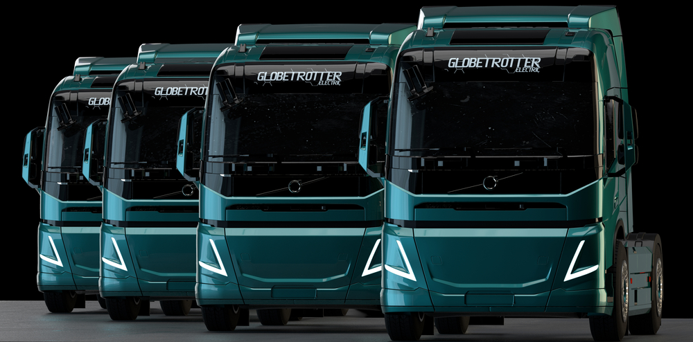 Three truck makers plan Europe CV charging network JV
