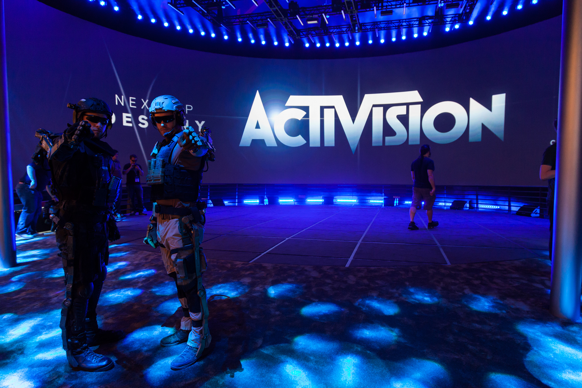 """Sexual harassment: Activision Blizzard """"disbelieves victims"""" – employees claim"""