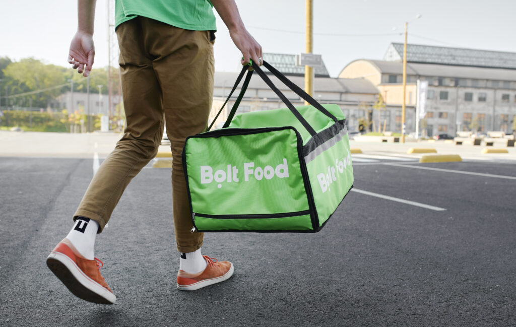 Bolt raises €600m to take on Uber and Getir in on-demand grocery market