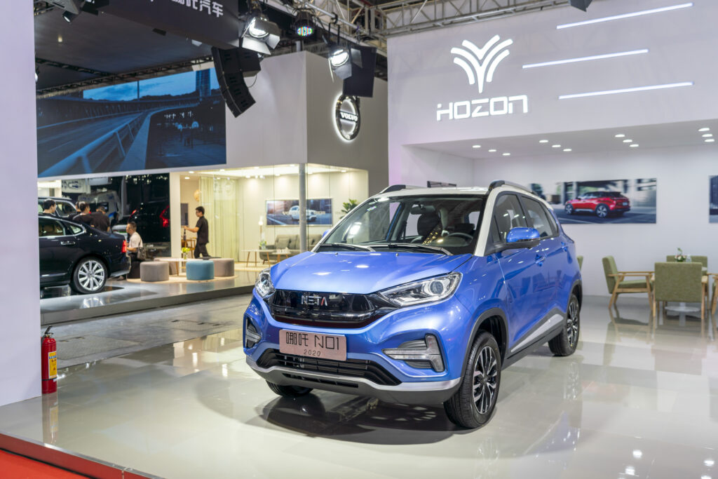 Huawei accelerates car-making ambitions with Hozon Auto partnership
