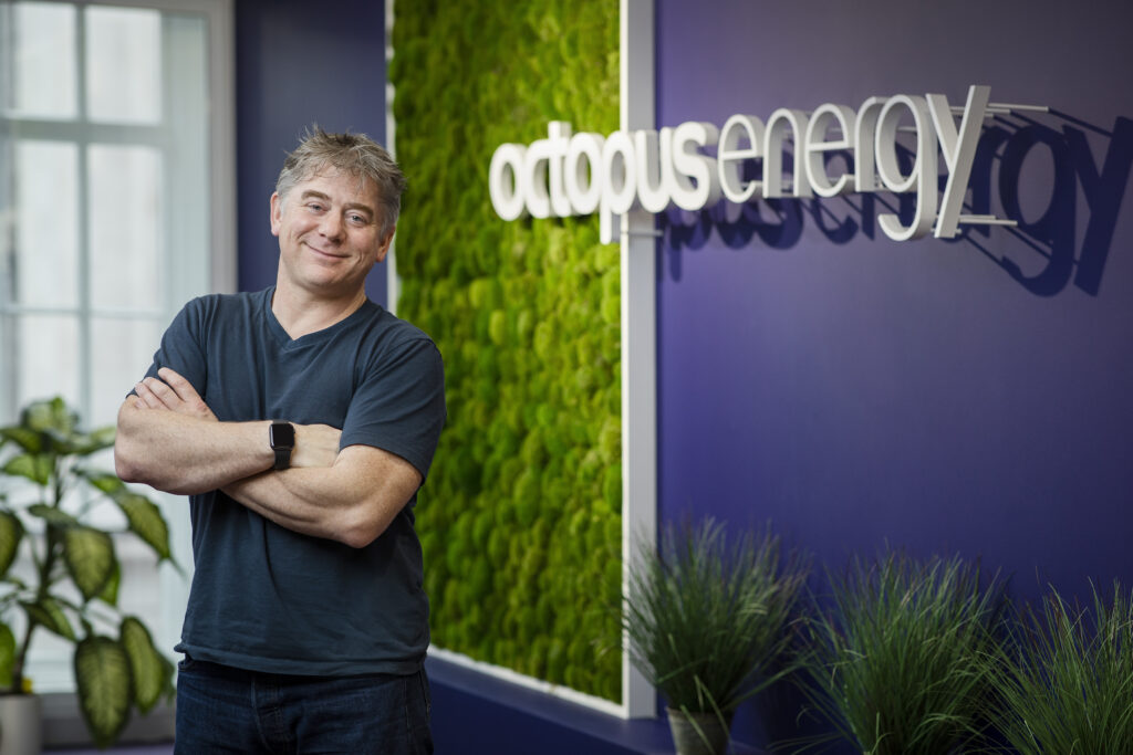 No HR, no problem: Octopus Energy CEO reveals why the startup doesn't have a department
