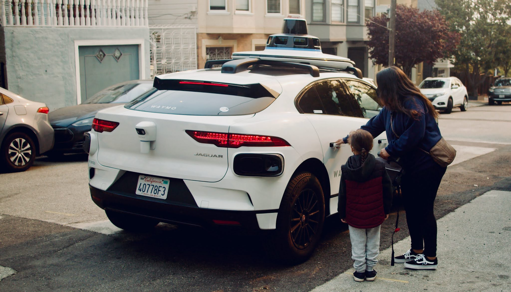 The first rule of Waymo driverless car club is you don't talk about Waymo driverless car club