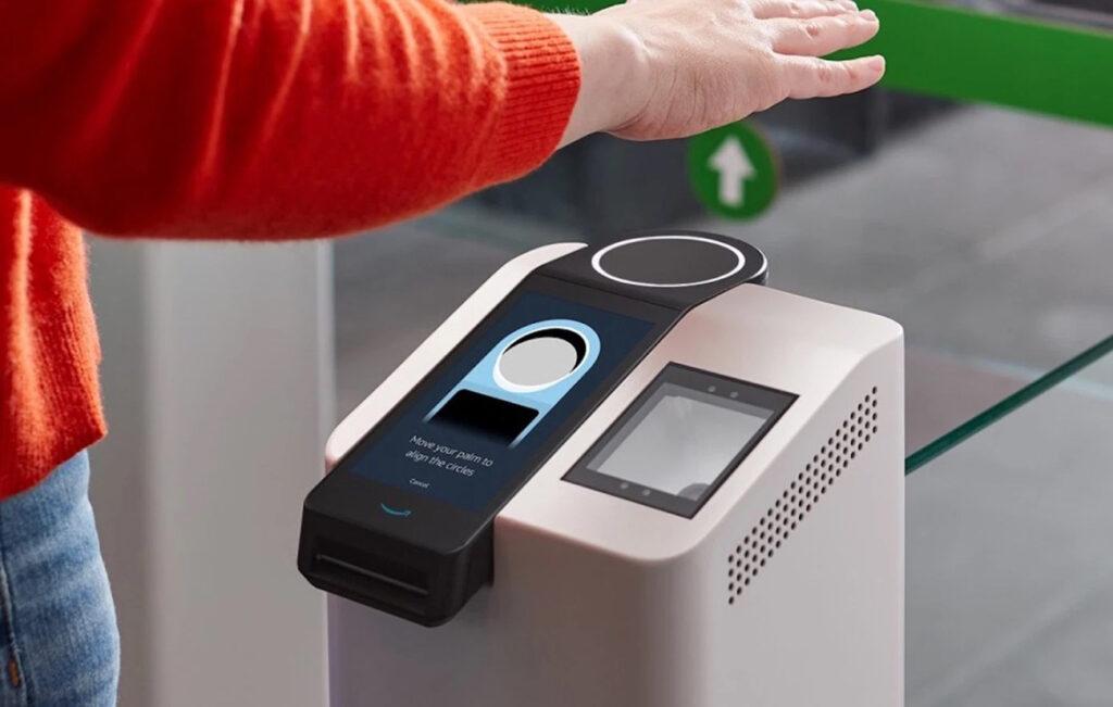 Amazon One: Senators probe Andy Jassy about palm scan payments