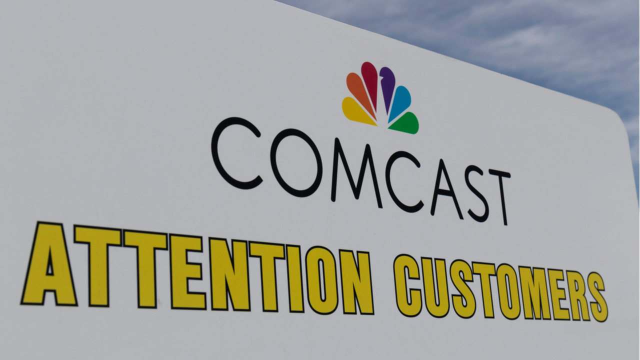 Comcast and ViacomCBS join forces to challenge Netflix and Disney+