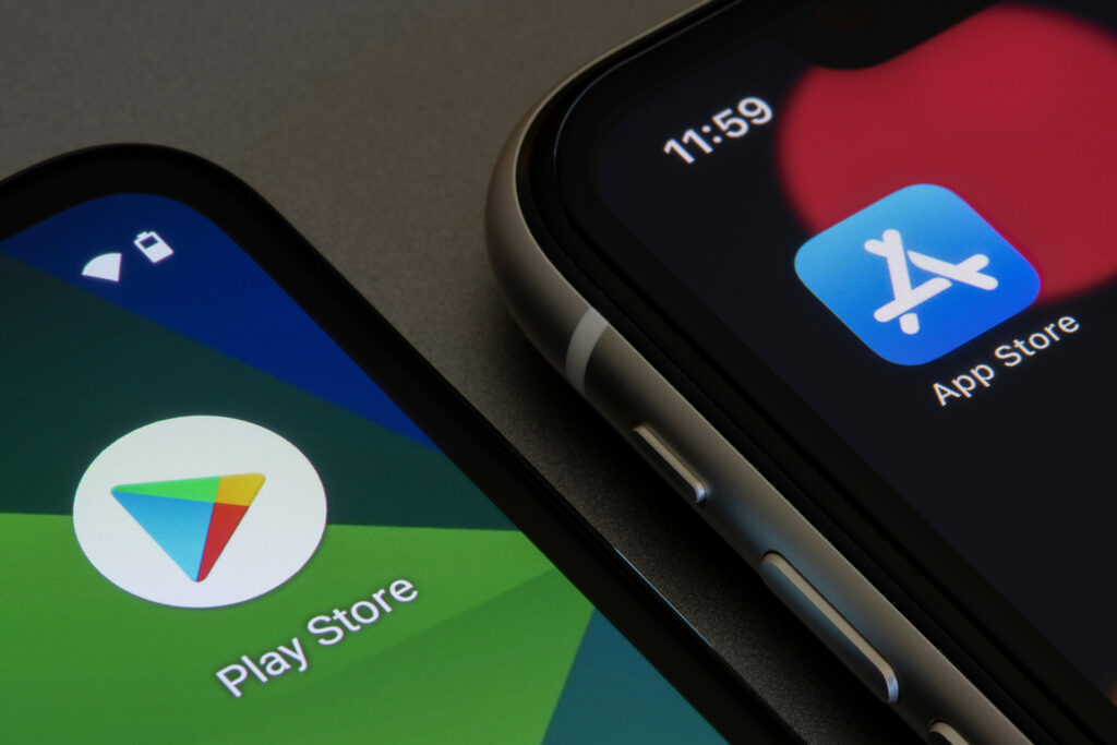US bill aims to break up Apple and Google app store monopoly