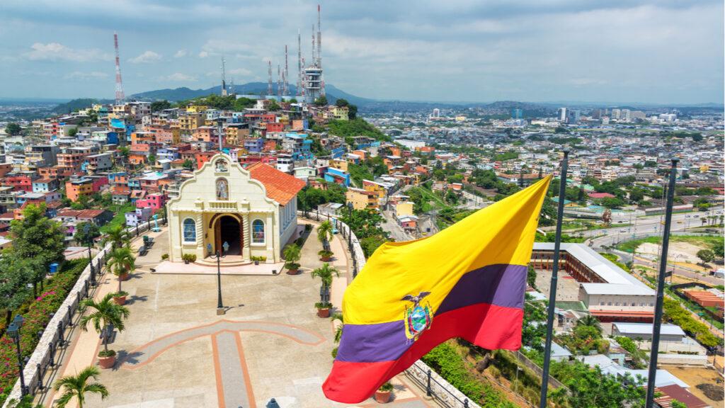 Ecuador total fixed broadband revenue to increase at a 8.3% CAGR 2020-2025
