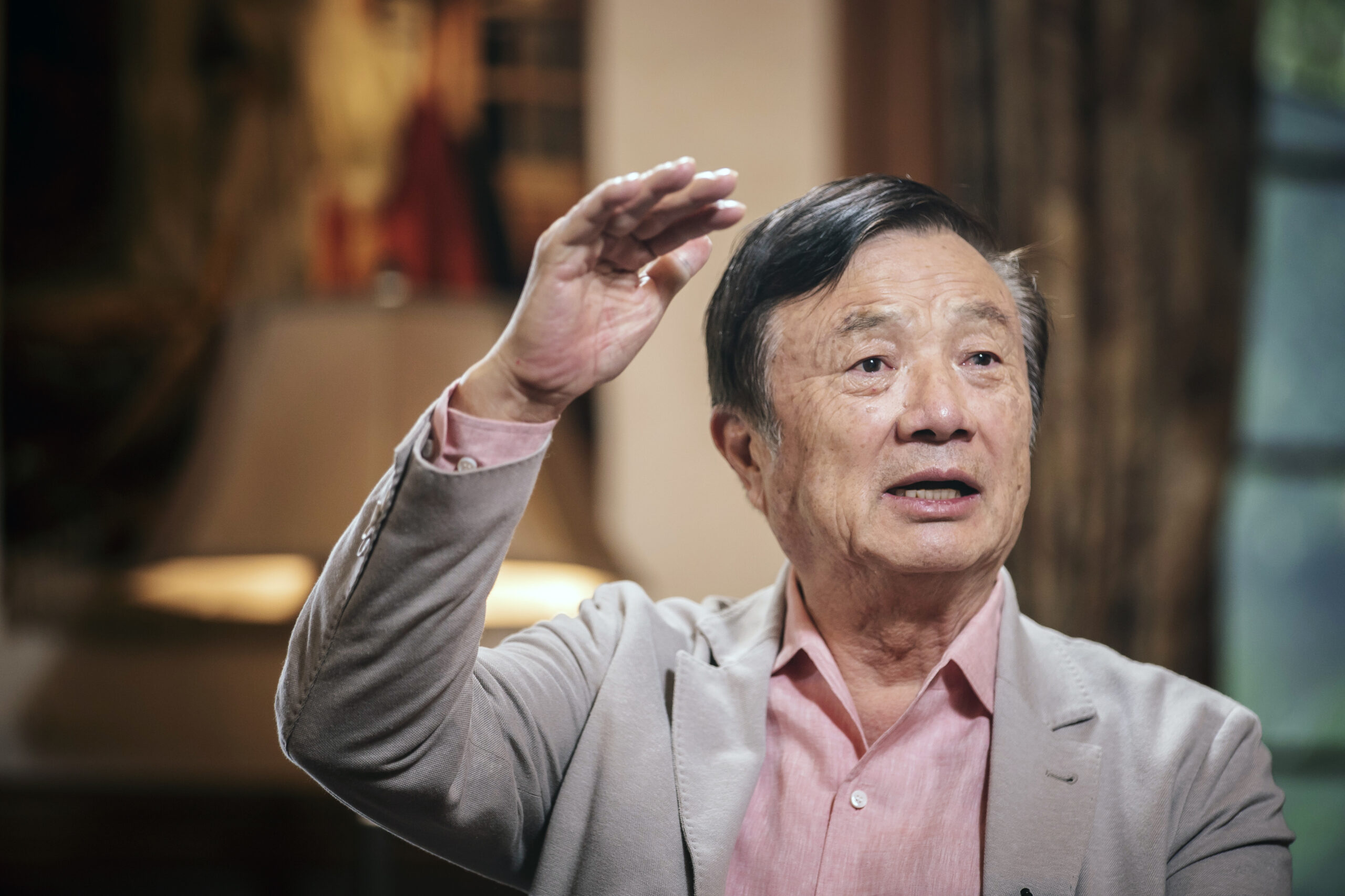 """Huawei CEO's 6G plan: """"Most of our employees will grow potatoes"""""""