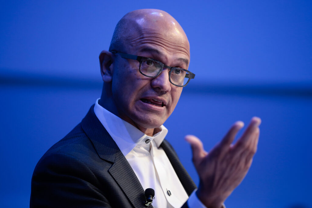 """""""The strangest thing I've ever worked on"""" – Nadella on Trump's TikTok deal"""