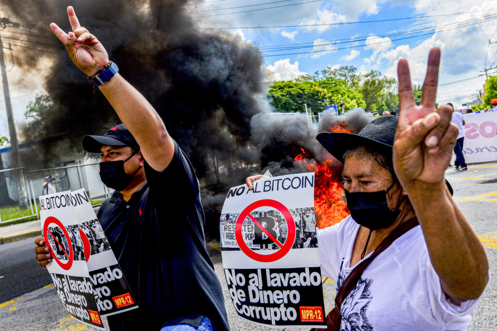 Bitcoin is all about publicity – unless you live in El Salvador