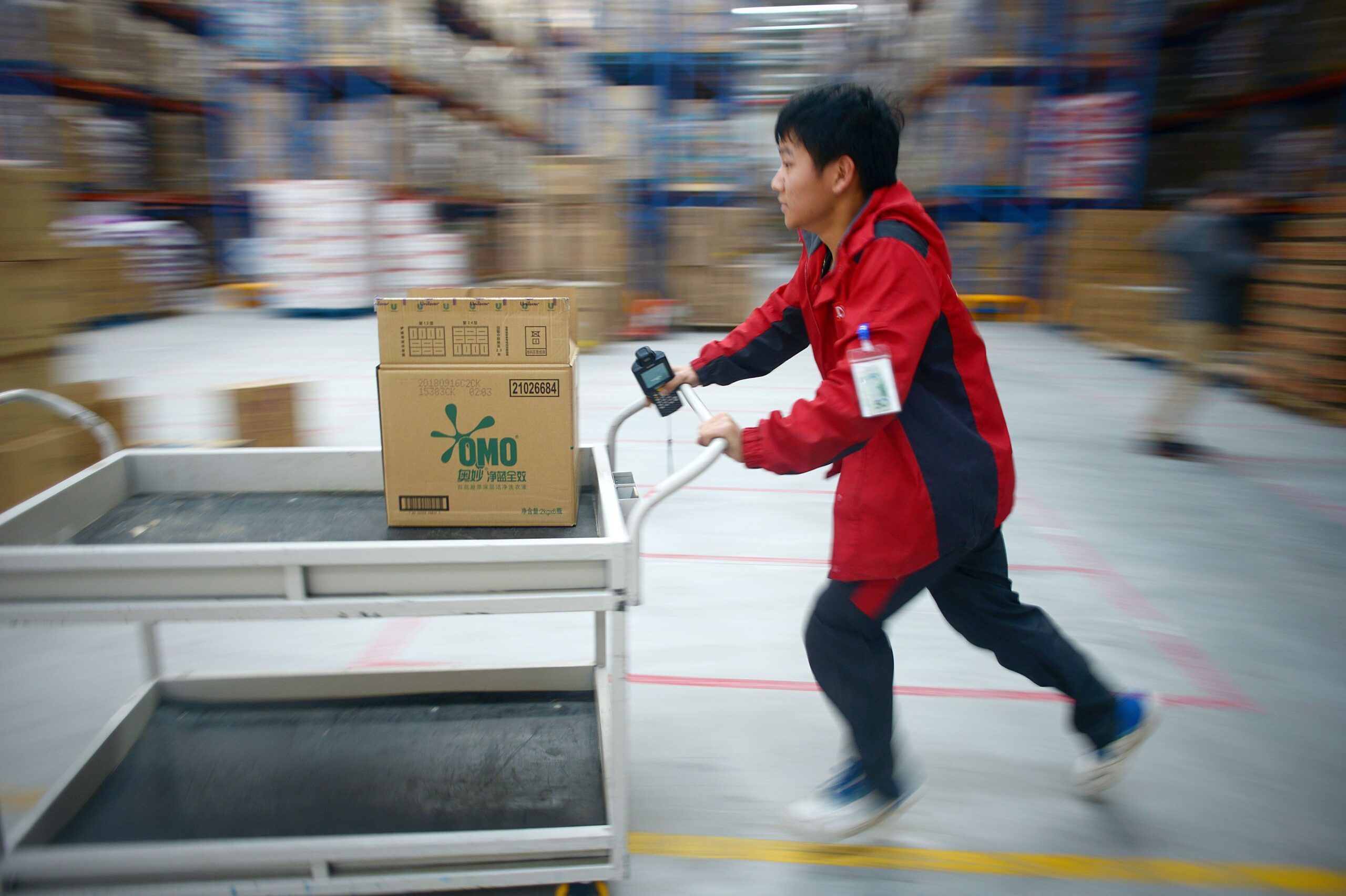 Gig economy workers of China, unite! Didi and JD to allow labour unions