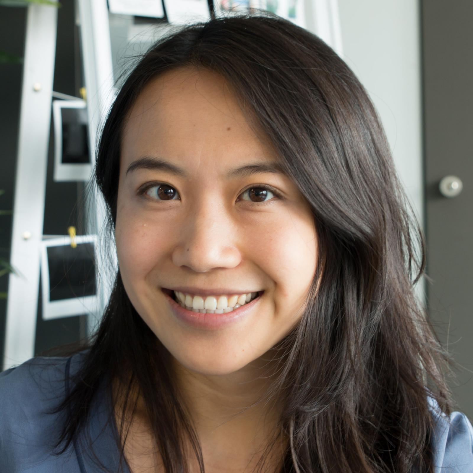 Yuelin Li, VP strategy at Onfido