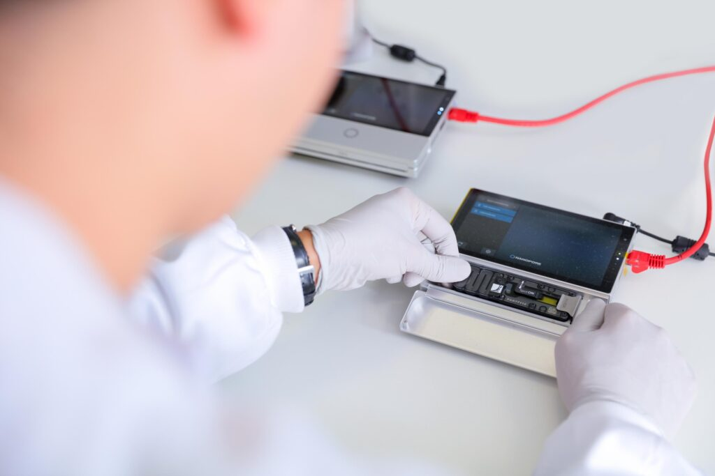British biotech startup Oxford Nanopore plots £3bn London IPO