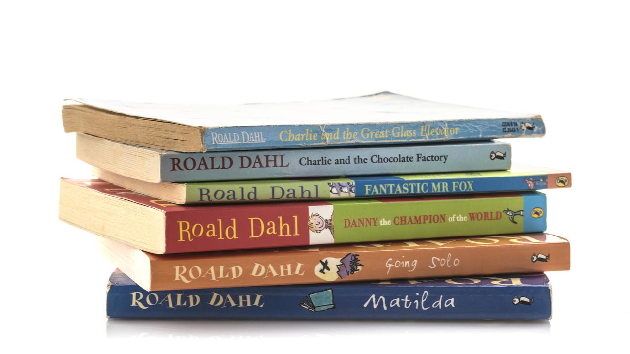 Netflix acquires Roald Dahl's back catalogue