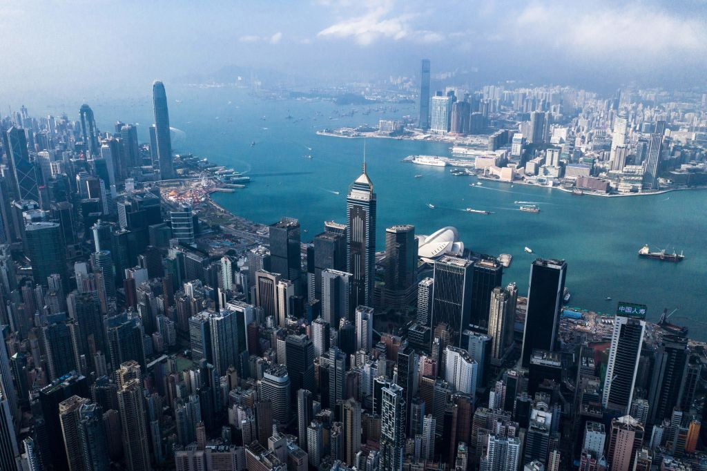 """Carrie Lam in renewed Hong Kong """"Silicon Valley"""" tech push"""