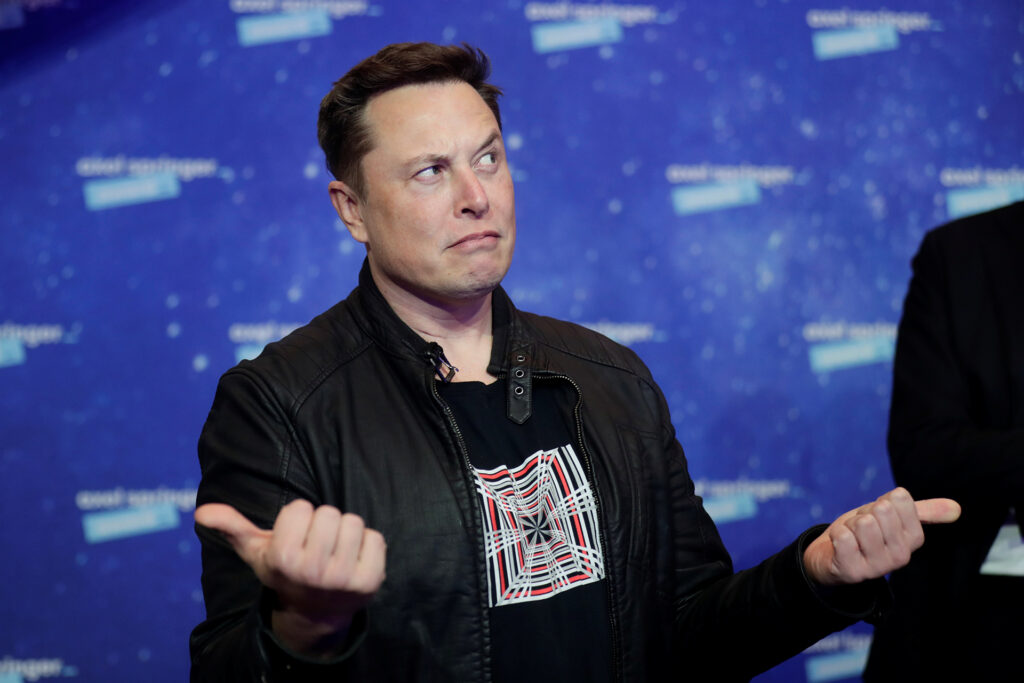 Musk sad as Tesla self-drive critic gets road safety job