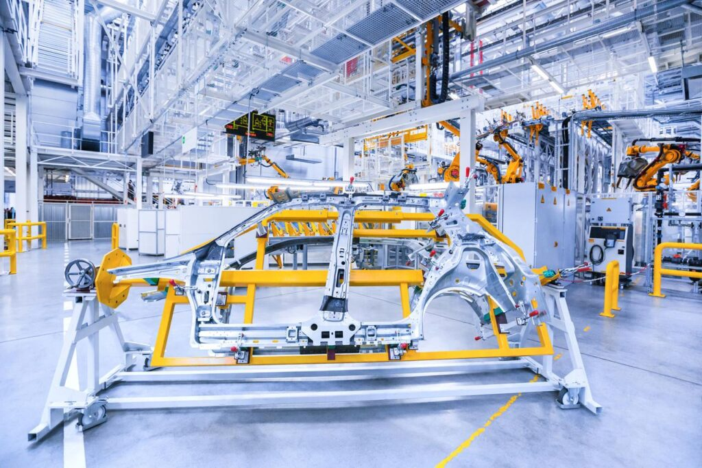 After-sales, analytics and data-driven decision making: How 4PL is driving global automotive supply chains